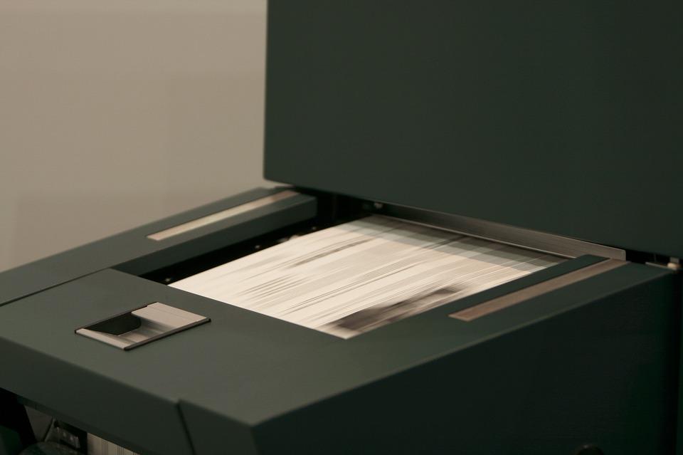 wydajna kolorowa drukarka